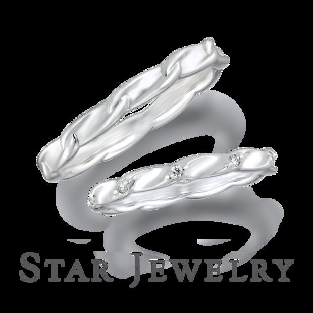 【STAR JEWELRY(スタージュエリー)】LAUREL CROWN