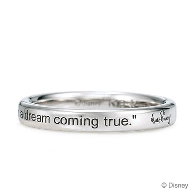 【ケイウノ ブライダル(K.UNO BRIDAL)】Disney / Message from Walt