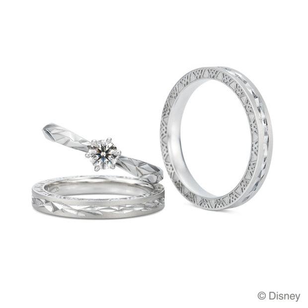 【ケイウノ ブライダル(K.UNO BRIDAL)】Disney / アナと雪の女王