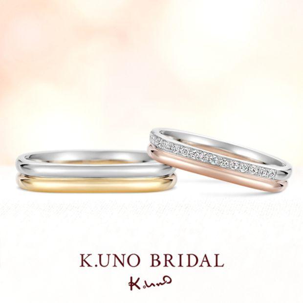 【ケイウノ ブライダル(K.UNO BRIDAL)】【新作】Quattro‐クワトロ‐