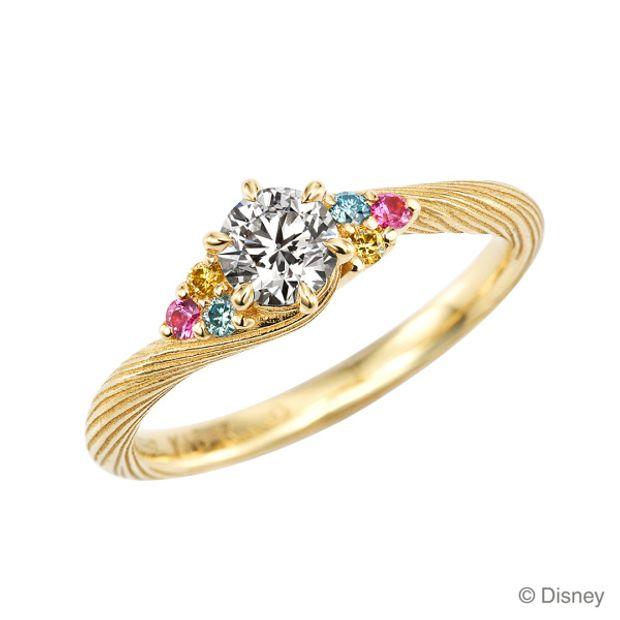 【ケイウノ ブライダル(K.UNO BRIDAL)】Disney / ラプンツェル