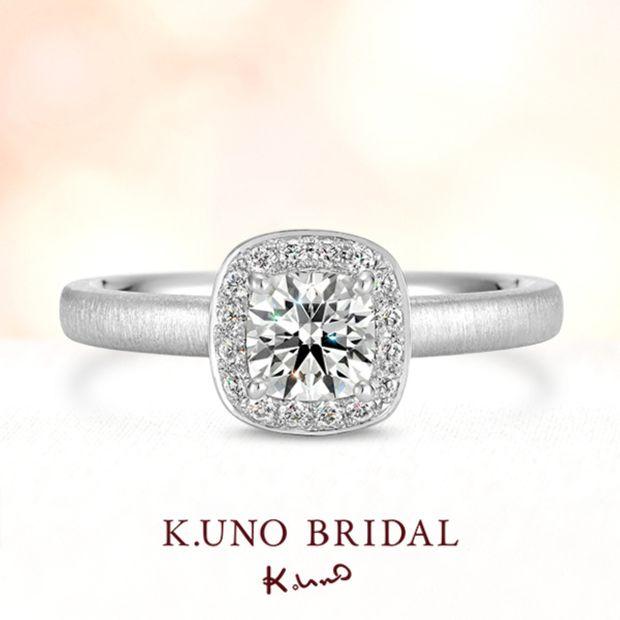 【ケイウノ ブライダル(K.UNO BRIDAL)】Quattro-クワトロ‐