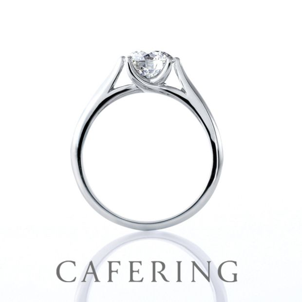 【CAFERING(カフェリング)】Rosette 優美