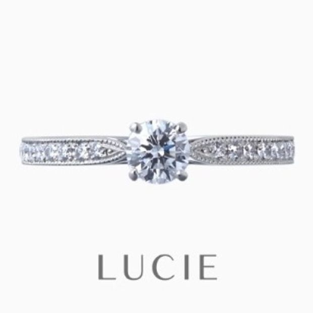 【LUCIE(ルシエ)】パルファン(薔薇の香り)