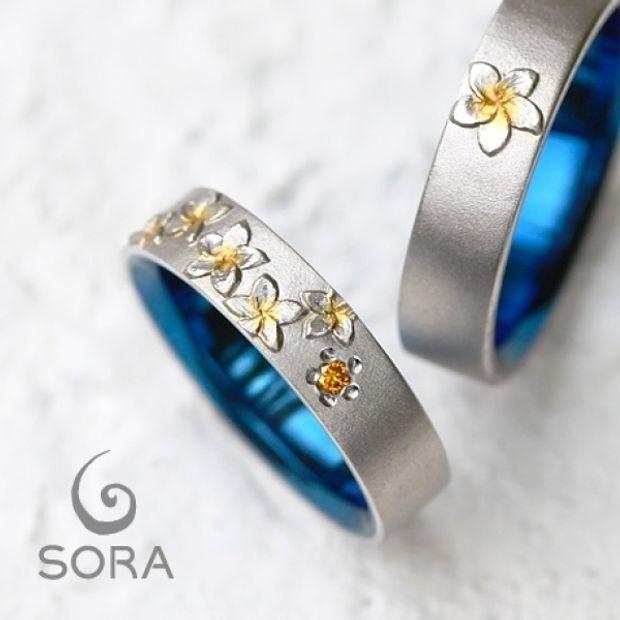 【SORA(ソラ)】PLUMERIA:プルメリア