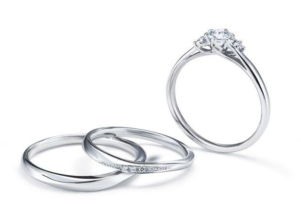 【アネリディギンザ(ANELLI DI GINZA)】Marions-nous!(マリヨンヌ) by いい夫婦ブライダル/sincere サンセル/婚約指輪&結婚指輪【アネリディギンザ/ANELLI DI GINZA】