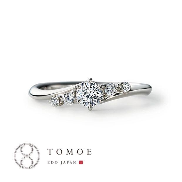 【TOMOE(トモエ)】YAWAKA - 柔花 -