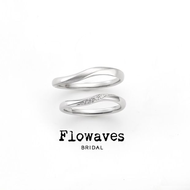 【BIJOUPIKO(ビジュピコ)】Go with the flow ゴーウィズザフロー