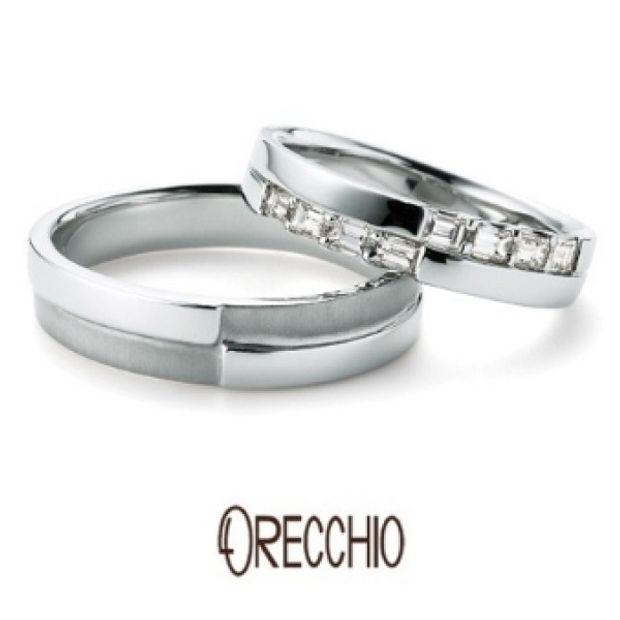 【BIJOUPIKO(ビジュピコ)】<Siena> 幅のあるデザインとテクスチャーで存在感あふれる結婚指輪