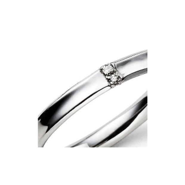 【BIJOUPIKO(ビジュピコ)】<monaco>結婚指輪 薬指にフィットする内反りのデザインで抜群の着け心地