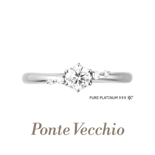 【Ponte Vecchio(ポンテヴェキオ)】 PRINCIPESSA(プリンチペッサ)~プリンセス~