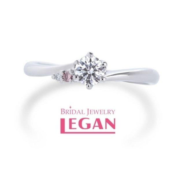 【LEGAN(レガン)】【ピンクダイヤモンド】ダイアンサス