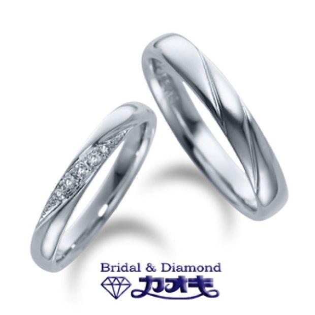 【カオキ ダイヤモンド専門卸直営店】ずっとつけるものだから、しっかりと清楚に【スイレン】~清純な心~