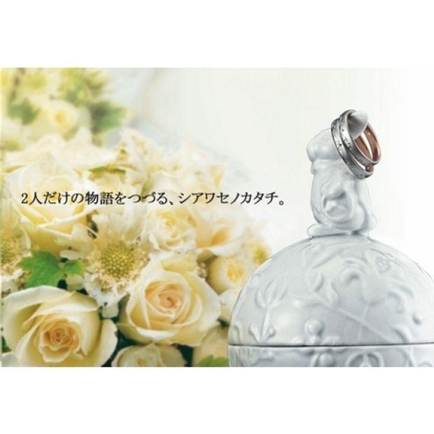 【カオキ ダイヤモンド専門卸直営店】☆さりげないPGが素敵☆Storys 2302