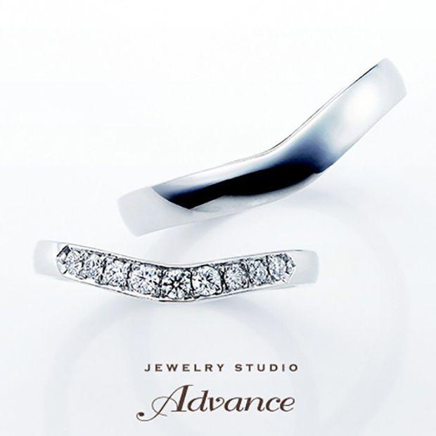 【JEWELRY STUDIO Advance(ジュエリースタジオアドバンス)】【Advance】 Eclair(エクレール)