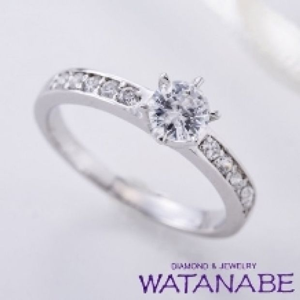 【WATANABE / 卸商社直営 渡辺】[WATANABE]人気のエタニティータイプはエタニティーマリッジとの相性が抜群