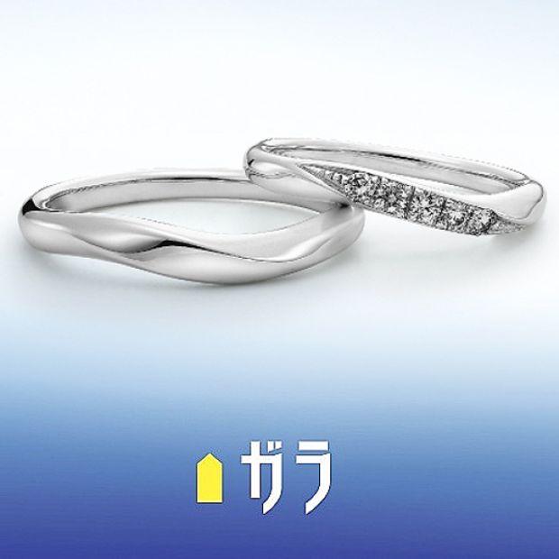 【ガラOKACHIMACHI】ガラ おかちまち マリッジリング ~Cute~
