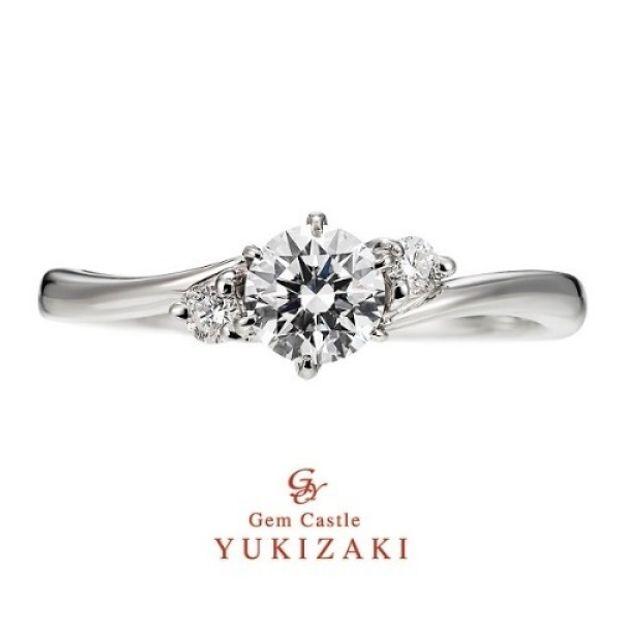 【YUKIZAKI BRIDAL(ユキザキブライダル)】【Gem Castle YUKIZAKI】ビリジアン