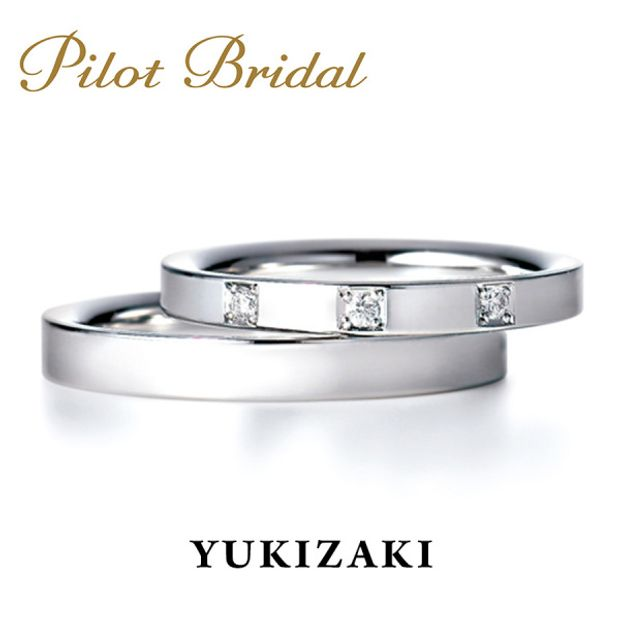 【YUKIZAKI BRIDAL(ユキザキブライダル)】Pure