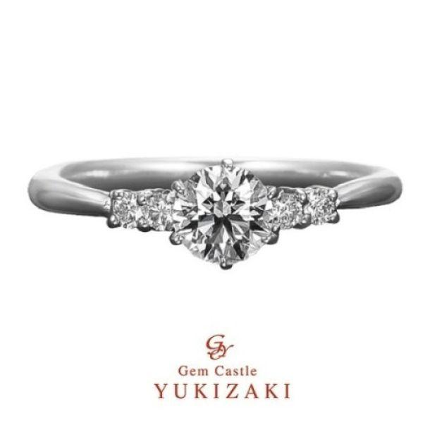 【YUKIZAKI BRIDAL(ユキザキブライダル)】【Gem Castle YUKIZAKI】カプシーヌ