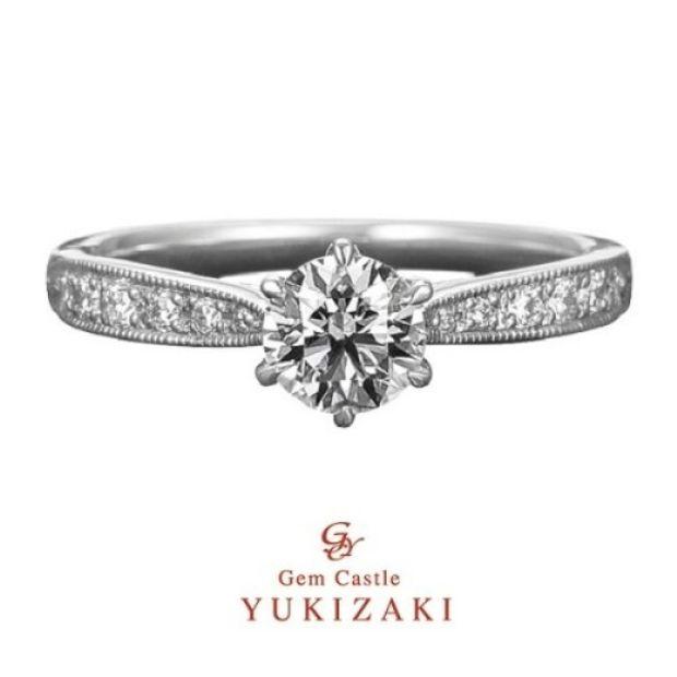 【YUKIZAKI BRIDAL(ユキザキブライダル)】【Gem Castle YUKIZAKI】エバーグリーン
