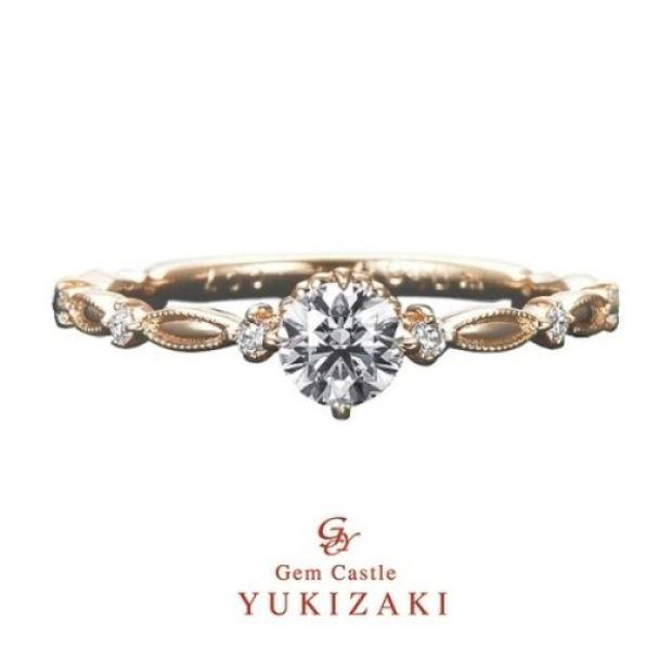 【YUKIZAKI BRIDAL(ユキザキブライダル)】【Gem Castle YUKIZAKI】エグランティ