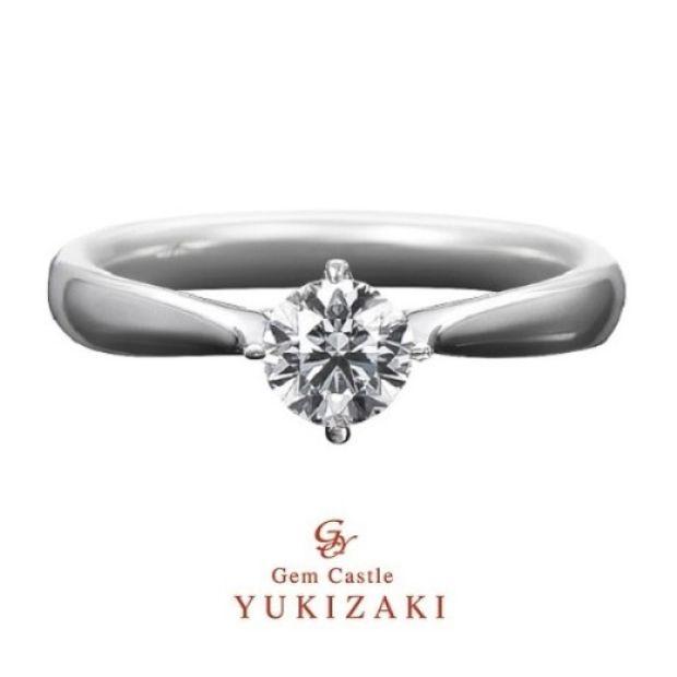 【YUKIZAKI BRIDAL(ユキザキブライダル)】【Gem Castle YUKIZAKI】ソリティス