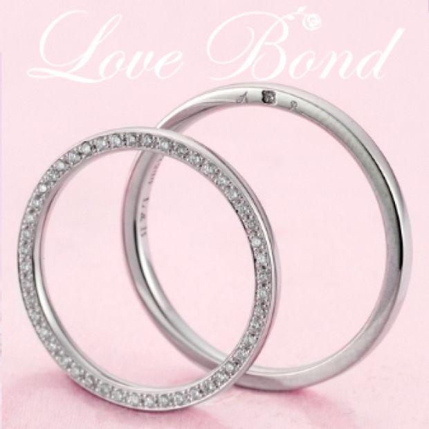 【JEWEL SEVEN BRIDAL(ジュエルセブンブライダル)】Love Bond No.1