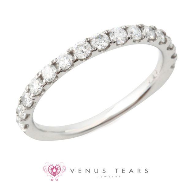 【VENUS TEARS(ヴィーナスティアーズ)】0.5ctダイヤ込価格Pt900【JI-4319-05】