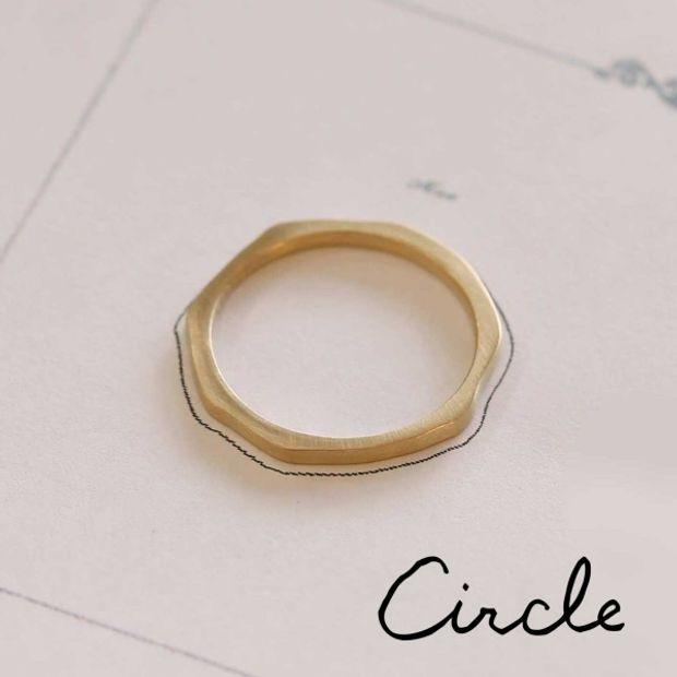【Lovignette(ラヴィネット)】世界にひとつだけの指輪を描くオーダーメイドリング4