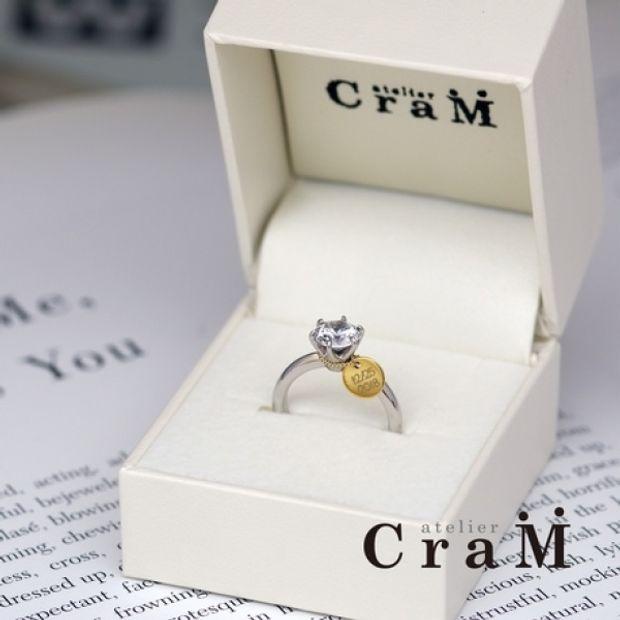 【atelier CraM(アトリエ クラム)】★最短当日お渡し可能★サプライズプロポーズ用リング