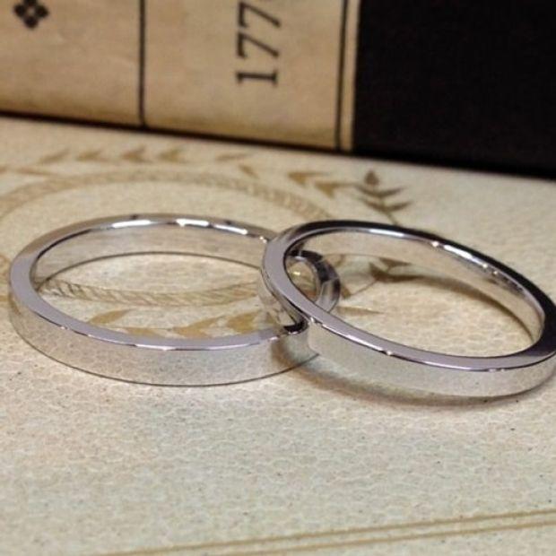 【指輪工房 ケルヒ  KELLCH】【ケルヒ】結婚指輪手作りプラン「鍛造コース」