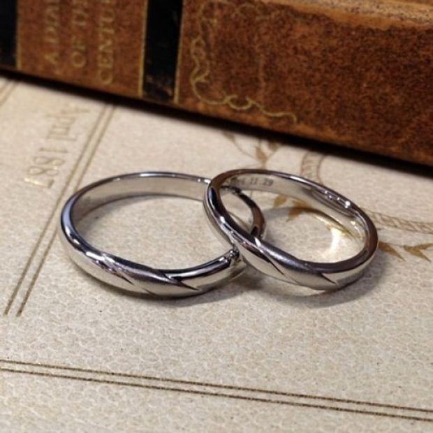 【指輪工房 ケルヒ  KELLCH】【ケルヒ】結婚指輪手作りプラン「ワックスコース」作品