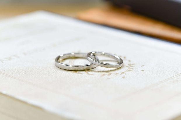 【指輪工房 ケルヒ  KELLCH】【ケルヒ】自然なマット感が素敵な結婚指輪
