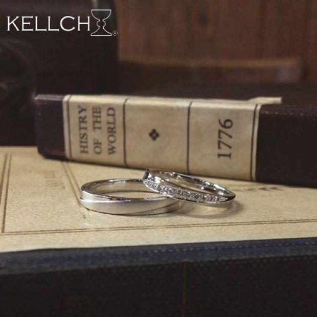 【指輪工房 KELLCH ケルヒ】【ケルヒ】オーダーメイド結婚指輪