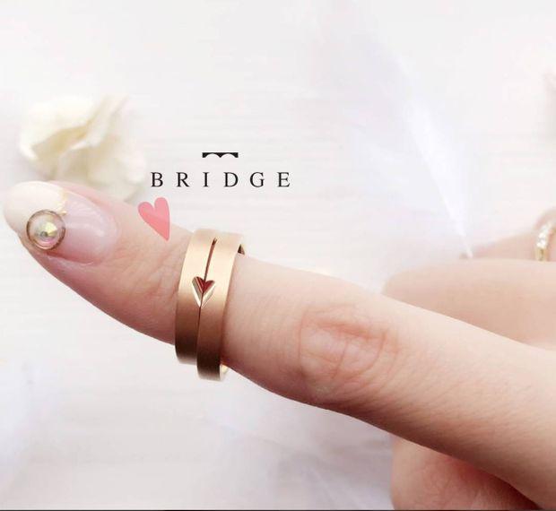 【BRIDGE ANTWERP BRILLIANT GALLERY(ブリッジ・アントワープ・ブリリアント・ギャラリー)】Synchronize 二人で一つ