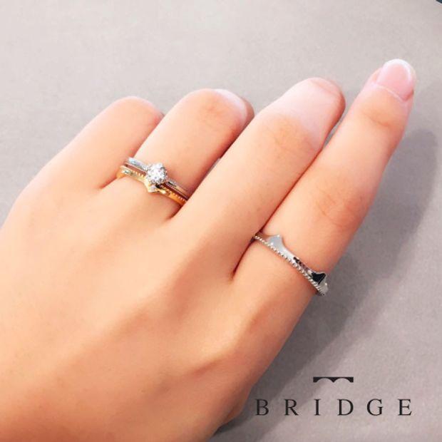 【BRIDGE ANTWERP BRILLIANT GALLERY(ブリッジ・アントワープ・ブリリアント・ギャラリー)】Crown&Tiara ティアラな橋