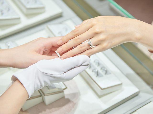 【150種類以上ある中からリングを選ぶ】 豊富なデザインからセレクトオーダーによって「あなた」のリングが見つかります。