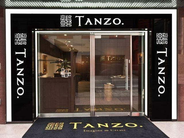 TANZO 大阪店について