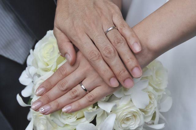 「丈夫で、美しい」鍛造指輪のご納品です。