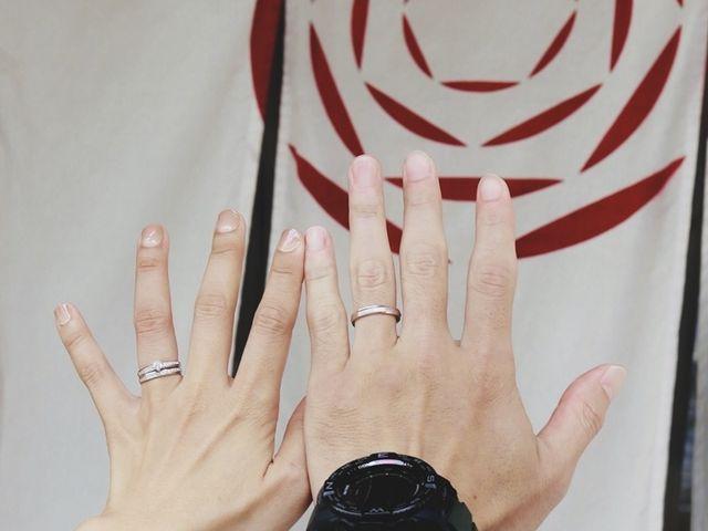 【完成、お受取り】 指輪の完成は お電話、メールなどにてお知らせいたします。 お店にご来店いただき、指輪をお受取りいただけます。 ※郵送でご自宅へお届けすることも可能です。