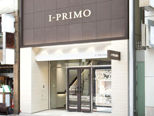 アイプリモ(I-PRIMO) 仙台店について