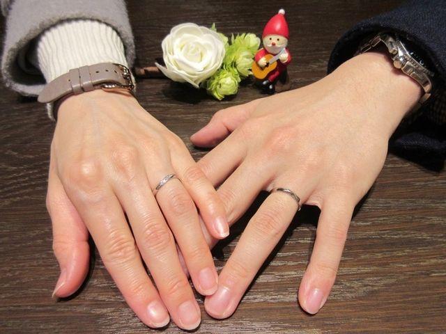 一生使う指輪をTANZOさんで作ってよかった。