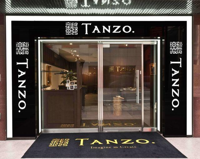 TANZO 心斎橋店について