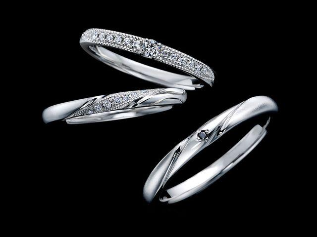 ダイヤモンドにこだわりつつ普段使いに適したデザインで、ダイヤモンドの輝きが良かったです_450
