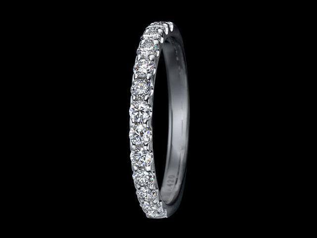 保証内容、ダイヤモンドの輝きが良かったので決めました_509