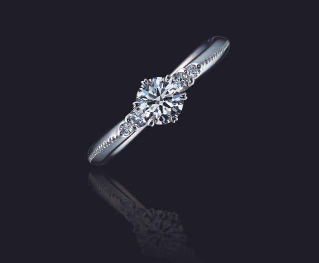 ダイヤモンドが予想以上にキラキラして感動しました!_49
