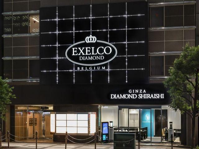 エクセルコ ダイヤモンド 大阪店について