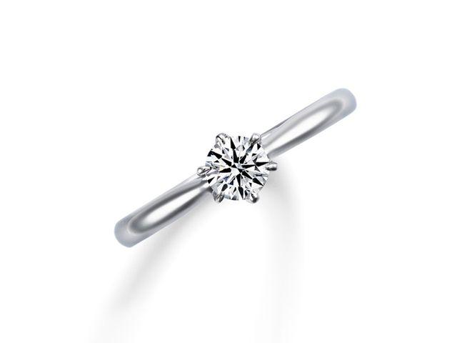 たくさんのデザインからお気に入りのリングを選ぶことが出来ました_592