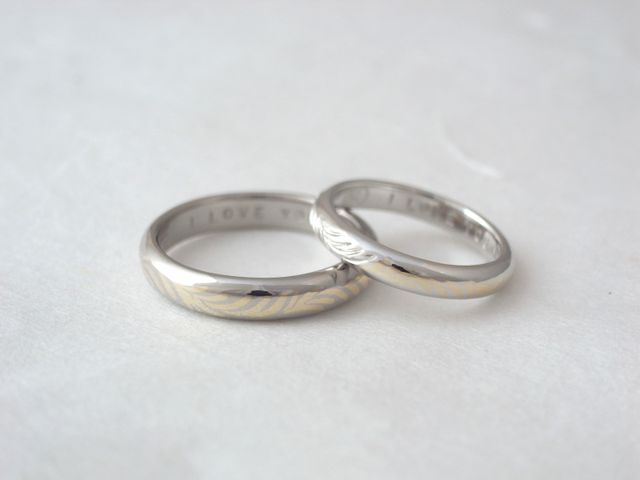 2Very Special rings for a very special day ! 〜ichi渋谷店〜